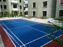 Badminton Court Synthetic Flooring