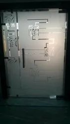 Glass Doors For Home And Offices Contact For Accurate Price