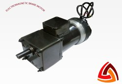 Adept Motors 25 Watt Electromagnetic Brake Motor, Voltage: 230 V, 1500 Rpm
