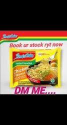 Indomie Instant Noodles Chicken Flavor