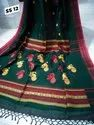 Mulmul Cotton Handweived Sarees