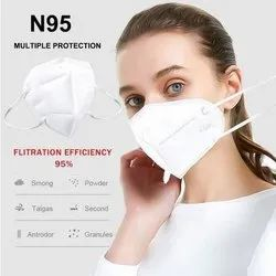Disposable N95 Mask, Number of Layers: 5layer