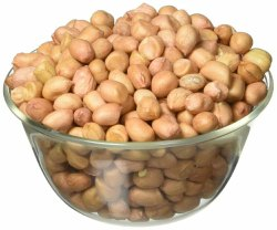 Dried Groundnut Kernel