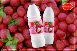 Dealership For Prano Litchi Juice With Real Fruit Pulp