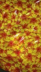 Sun flower paper plate Raw materials