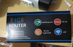 Staunch 3g/4g Sim Support Wifi Router Cpe