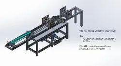 Tie On Mask Making Machine