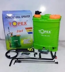 2in1 Battery Sprayer Topex