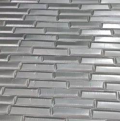 Pvc 3d Self Adhesive Small Brick, For Walls