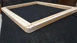 Wood Frames For Screen Printing, Automation Grade: Manual