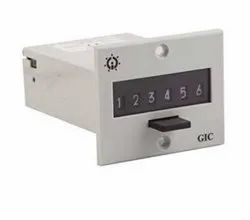 Gic Impulse Counter