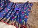 Banarasi Kora Silk Weaving Sarees