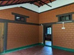 Clay Interlocking Stabilized Soil Bricks
