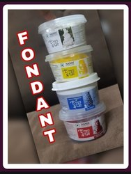 Fondant Cake, Packaging Size: 250gm, Weight: 250 Gram
