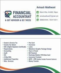 GST Services & other