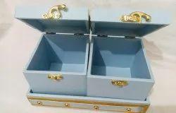 Pvc Box & Tray