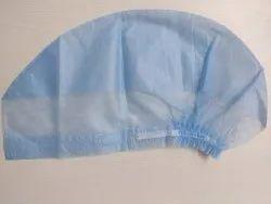 Non Woven Disposable Surgical Cap, For Hospital, Size: Medium