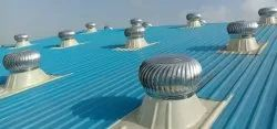 Industrial Turbo Air Ventilators