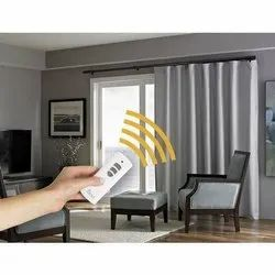 Plain Motorized Curtain, For home & Office