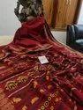 Mulmul Cotton Dongria Weaving Sarees