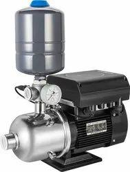 Pressure Pump Booster System