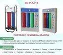 Demineralisation Plant