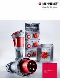 1-400 Each Voltage Mennekes Plug And Socket