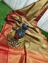 Banarasi Kora Muslin Tanchoi Silk Sarees