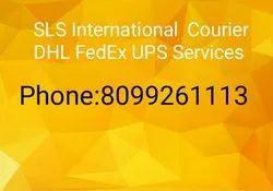 SLS International Courier DHL FedEx UPS Services Tadepalligudem 534101