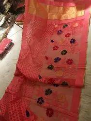 Net Silk Saree