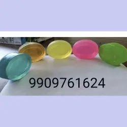 Oval Shape Glycerine Soap