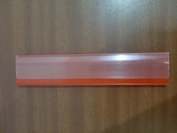 Extruded PVC Profile Data Strip