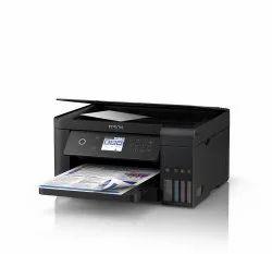Epson L6160 Wi-Fi Duplex MultiFunction Color Ink Tank Printer