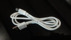Om cords Pvc Wire Mobile Data Cable