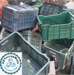 PP HDPE Crate Grinding