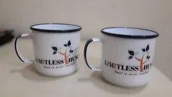 Enamel Mug / Steel Enamel Mug For Army, Military, Corporate, Offices And Gifting