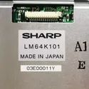 Sharp LCD Display LM64K101 7.2 Display