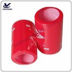 PVC Heat Shrink Preform Caps Roll