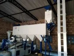 Wheat Cleaning And Sorting Machine