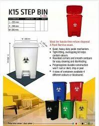 Bio Medical Waste Bin 15L