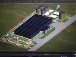 3D Plant Layout Service