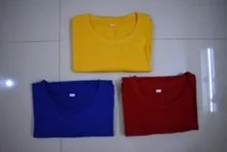 Boys Plain T-Shirts From 13-16years