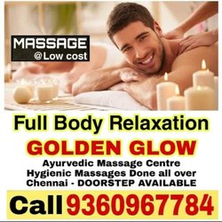 Men 1 Hour Male To Male Massage In Chennai