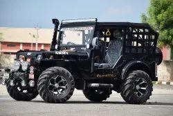 Diesel Black Jeep