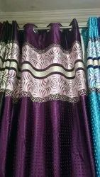 Heavy Patchwork Curtains