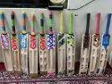 Kashmir Willow Cricket Bat Tennis Designed