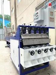 Steel Wire Fully Automatic Scrubber Making Machine, 3 Kw