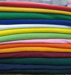 Knitted fabric 100%cotton pastel colours 250gsm, For polo tshirts