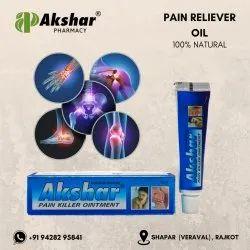 Akshar Pain Killer Ointment, Grade Standard: Medicine Grade, for Personal
