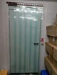 Freezer Grade PVC Strip Curtains